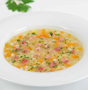 Gerstesuppe